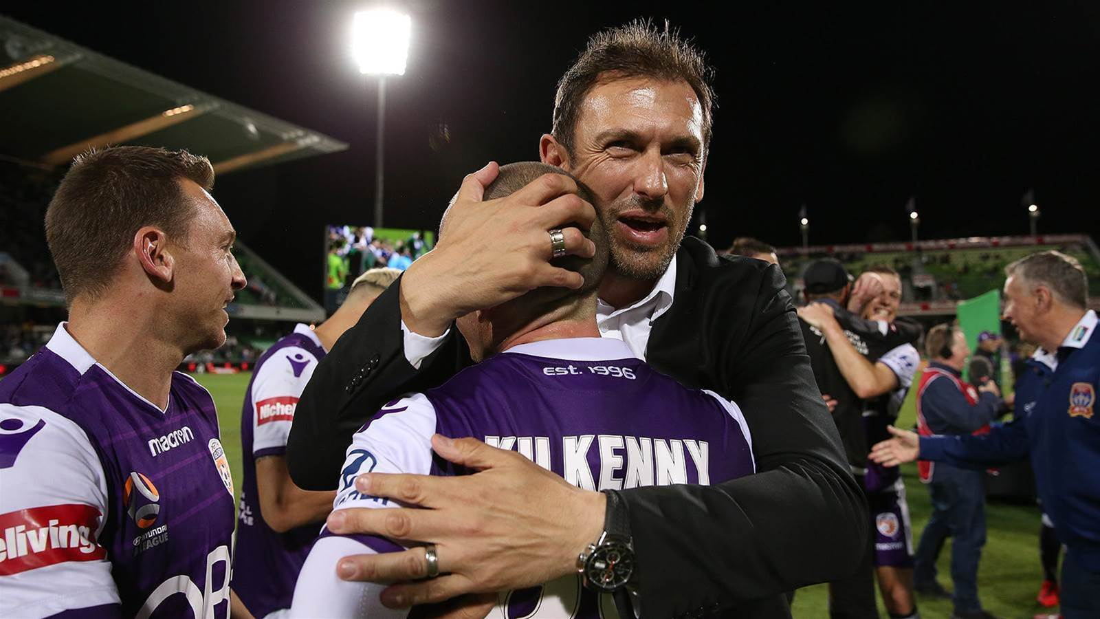 Key man set to face Adelaide