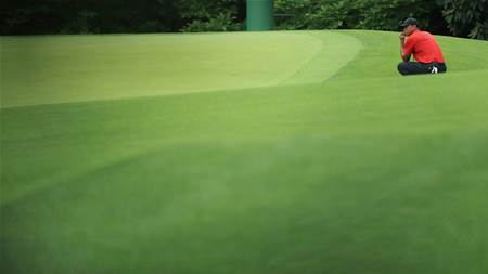 No roars leave players guessing at Masters