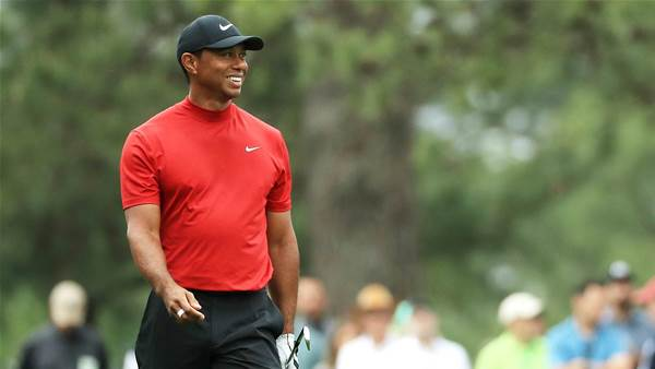Woods to be awarded Presidential Medal