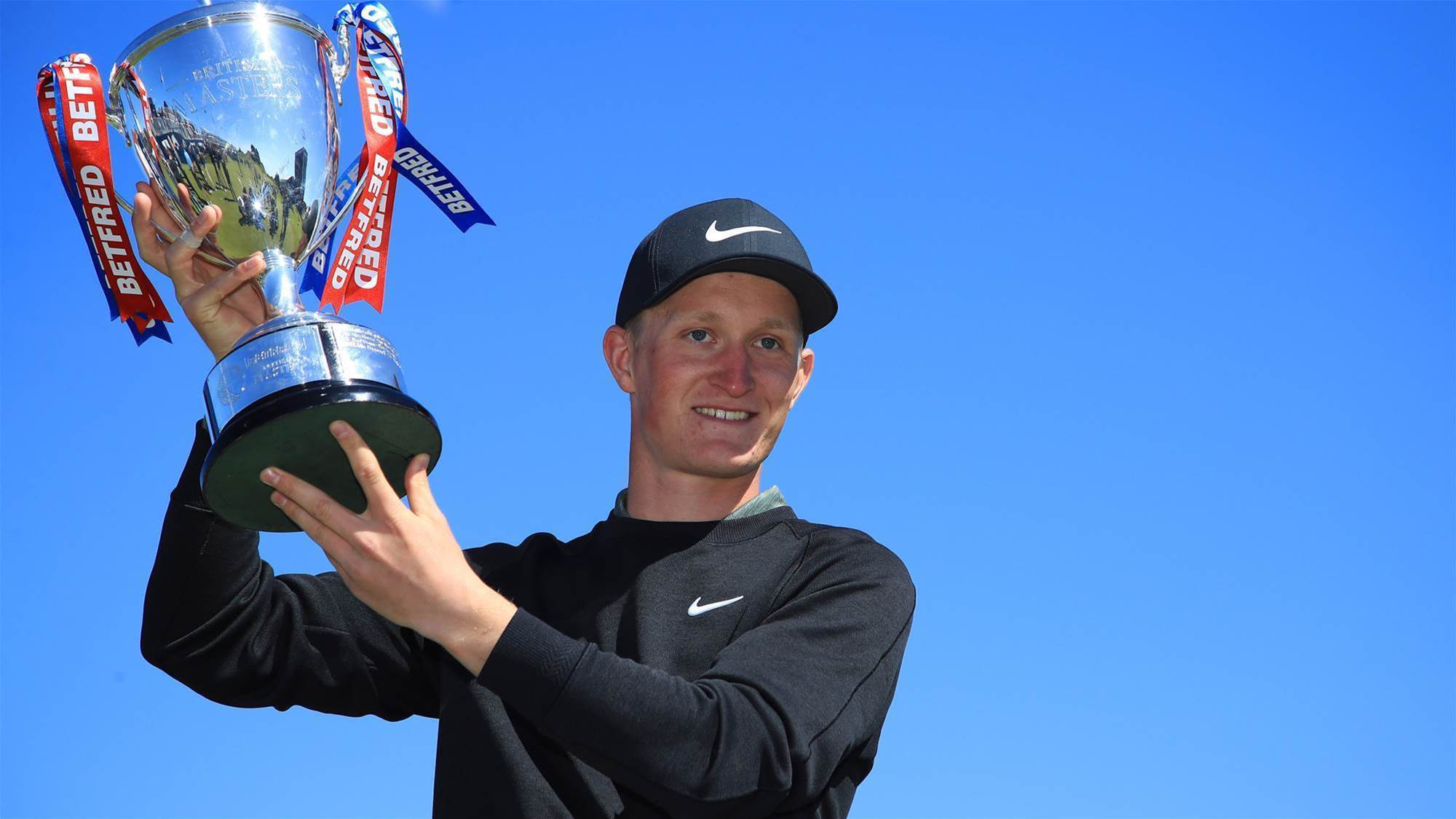 Kinhult captures maiden European Tour title