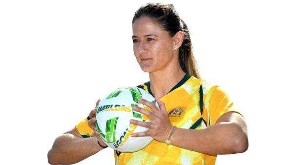 Laura Alleway reveals teary Matildas struggle