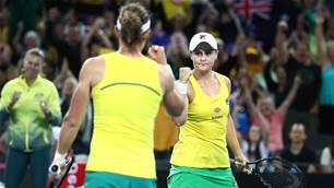 Australia backing historic women's tennis merger