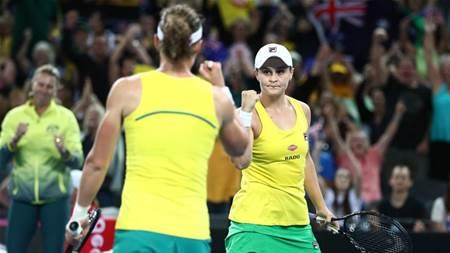 Australia backing historic women's tennis merger