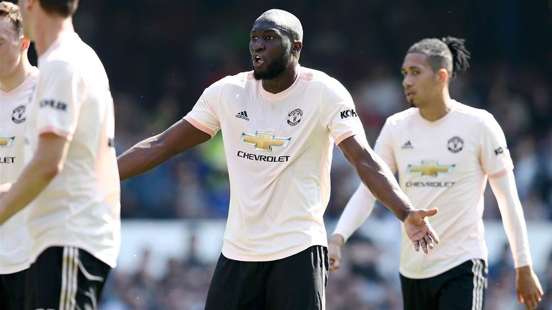 Man Utd explain Lukaku's no-show in Perth