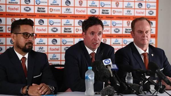 Roar cop tough A-League call, claims chief