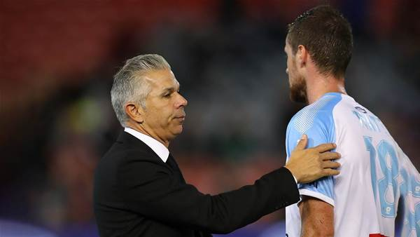 Sydney FC turn attention to home front