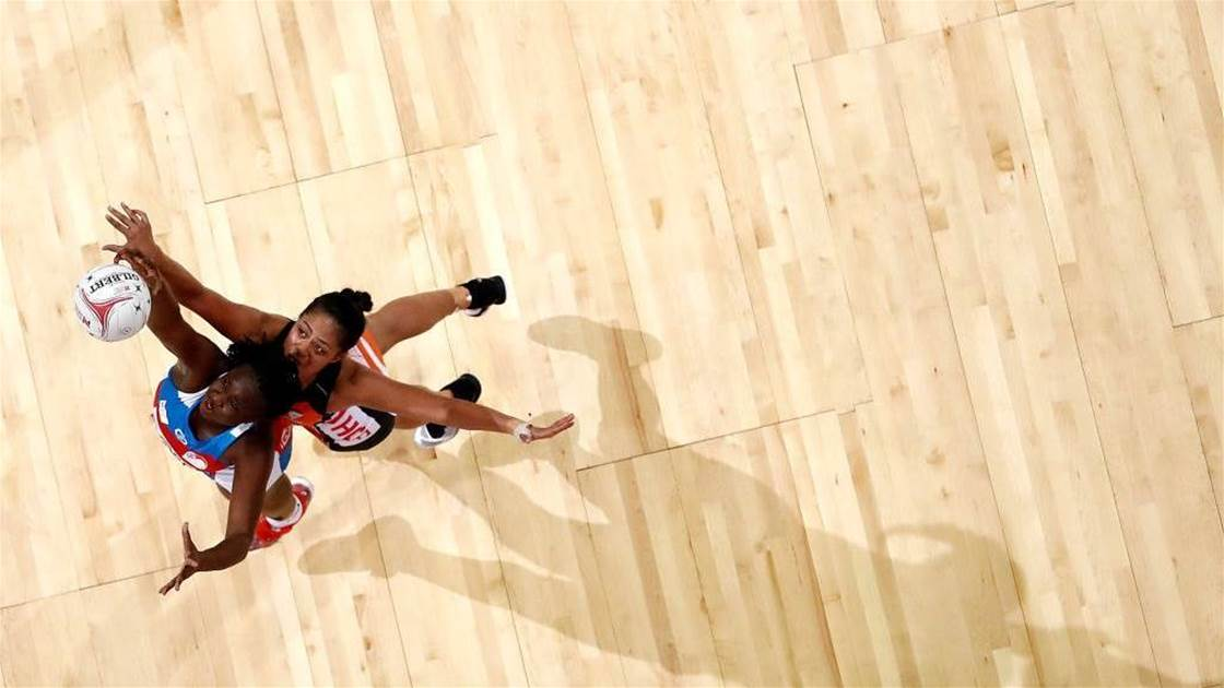 No one's ever been sent off in Super Netball. Last night, the same player was twice...