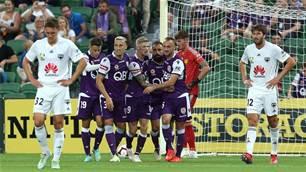 Finals shake-up as Perth thump Nix