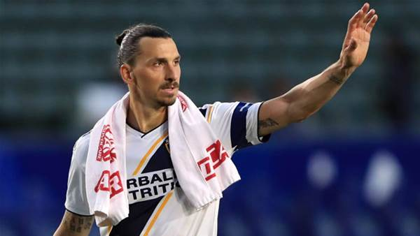 Perth Glory confirm ambitious Zlatan bid
