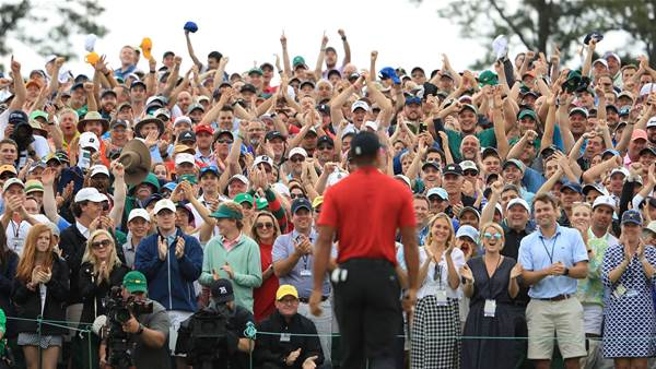 Augusta plans to have fans back at Masters