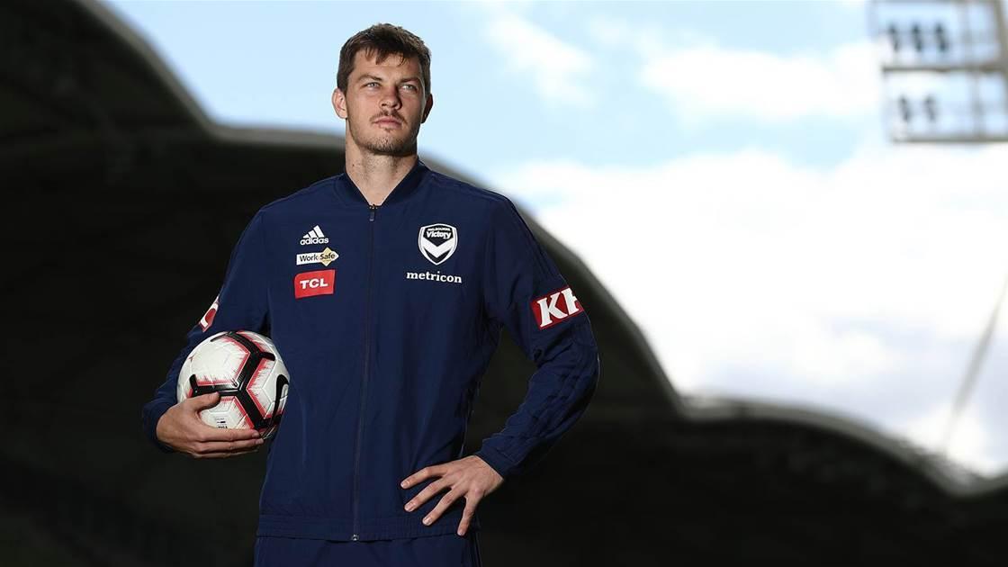 A-League clubs battle for defender