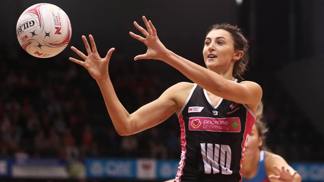 Cobden to miss remainder of Super Netball season
