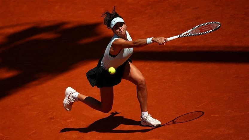 Tennis returns with Tomljanovic the Aussie spearhead