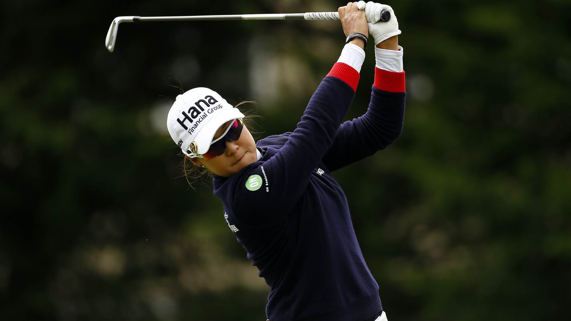 Minjee Lee focussed on major breakthrough