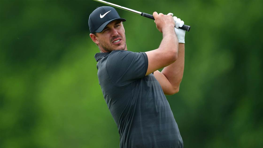Koepka tunes for US PGA title defence