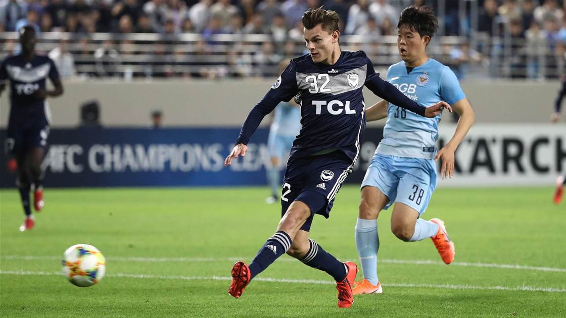 'It didn't make sense to me' - Drew Sherman on abolishing academy fees at Melbourne Victory