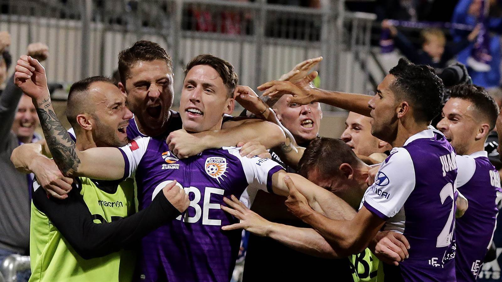 Glory coach confident of strong Grand Final display