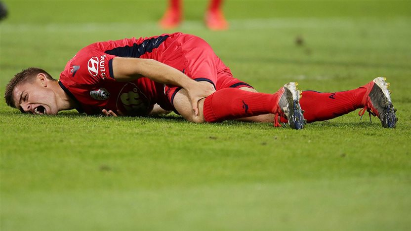 'We're absolutely gutted for him' - Reds' Konsta cops second ACL tear
