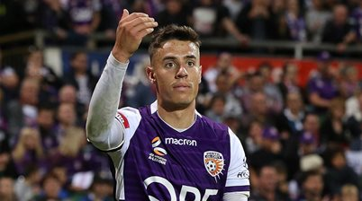 Glory hopeful of retaining Ikonomidis