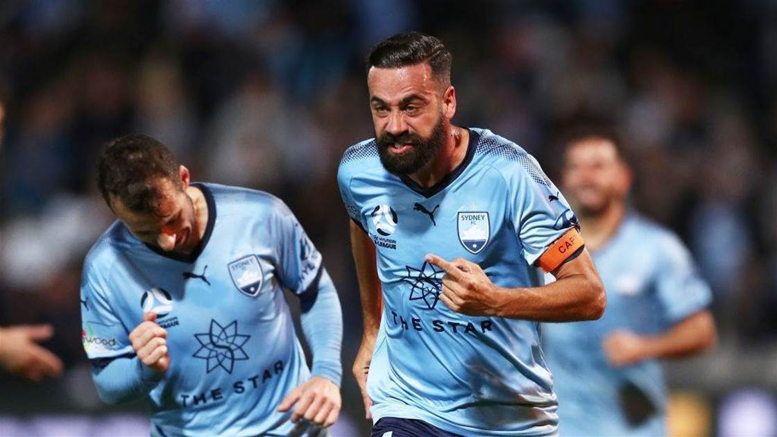 Retiring legend sparks Sydney FC to final