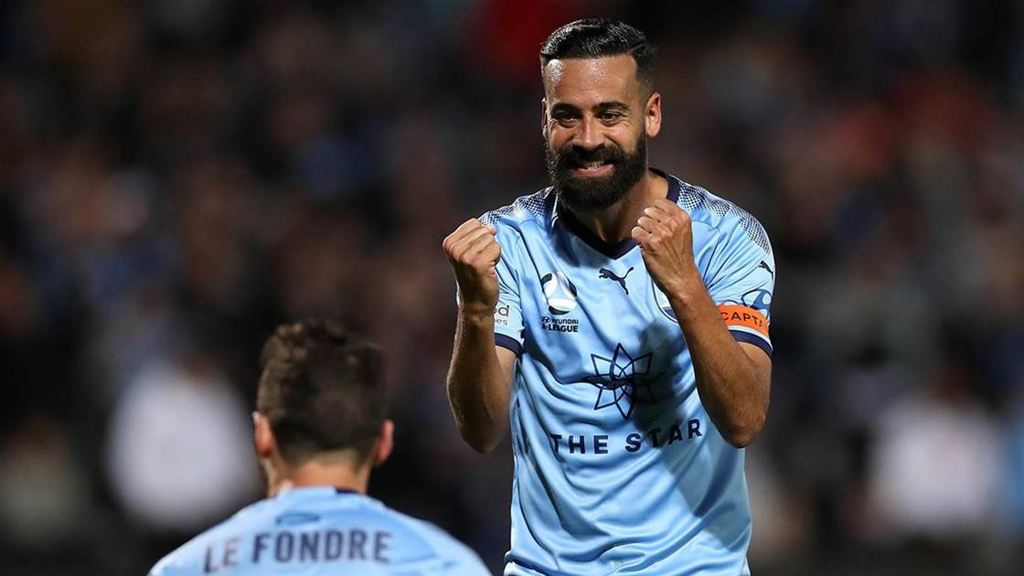 Corica is the reason Brosque played on