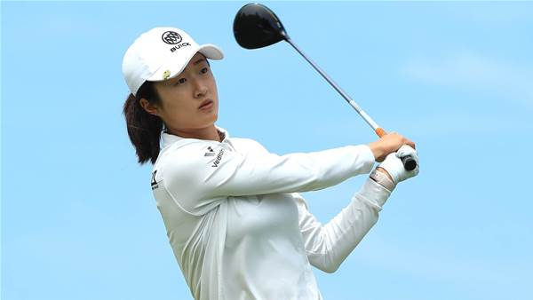 LPGA: Hot Liu leaves rivals in her trail