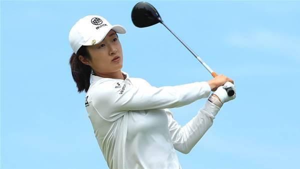 LPGA: Hot Liu leaves rivals in her trail