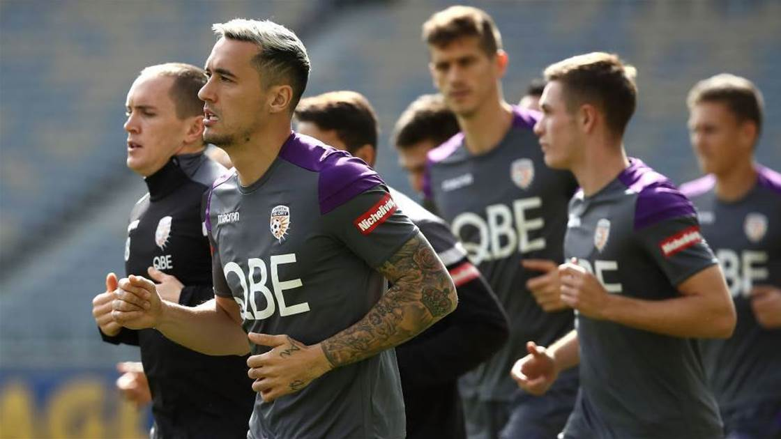 Glory, Sydney prepare for A-League rumble