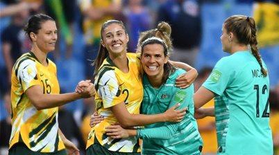 Gung-ho Matildas ready for Norway clash