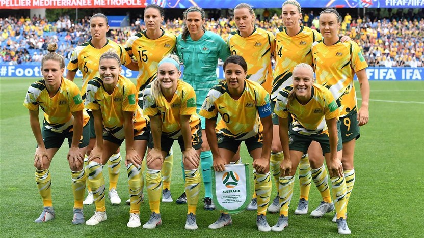 Matildas' inside track on Norway