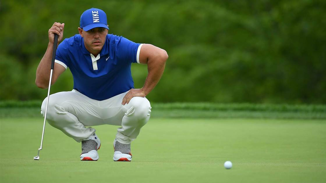 Chase is on as awesome Koepka extends PGA lead to seven