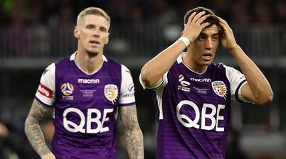 Grand final loss in the past for Glory