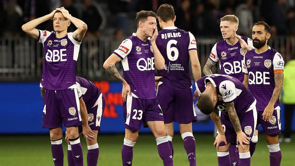 Perth must put revenge out of mind
