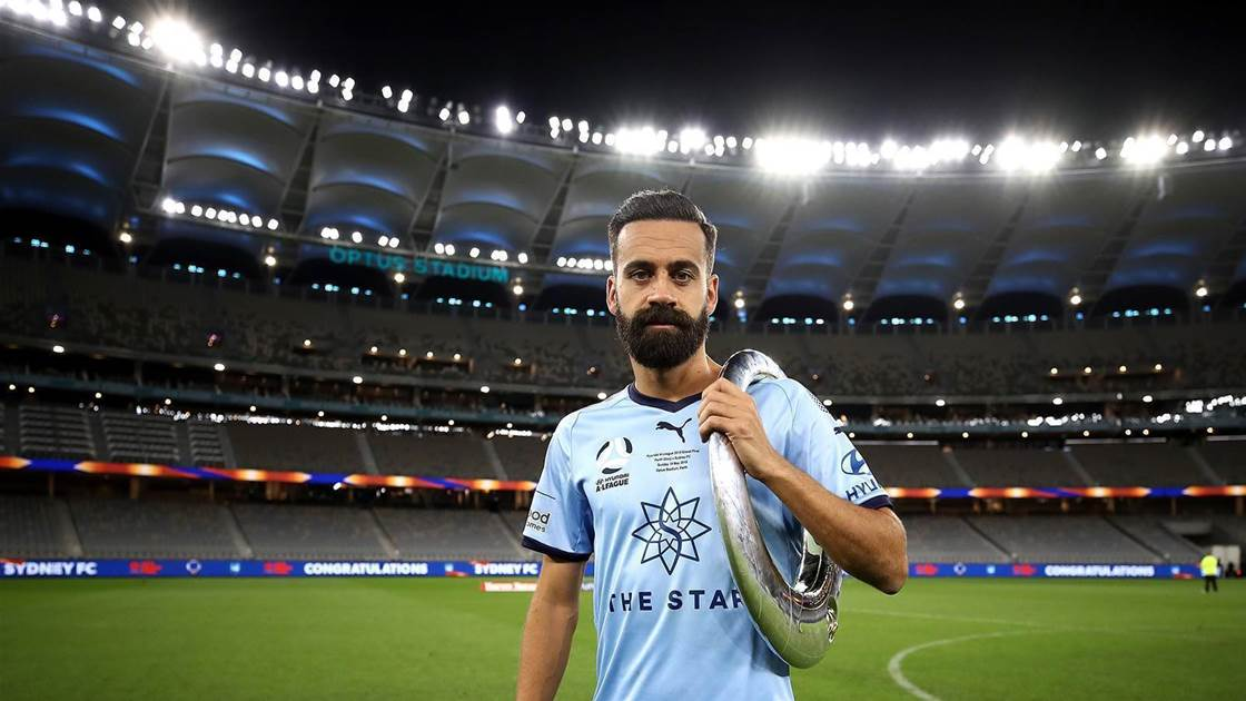 Brosque's call to ditch A-League finals