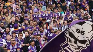 Perth Glory aim to become kings of Asia