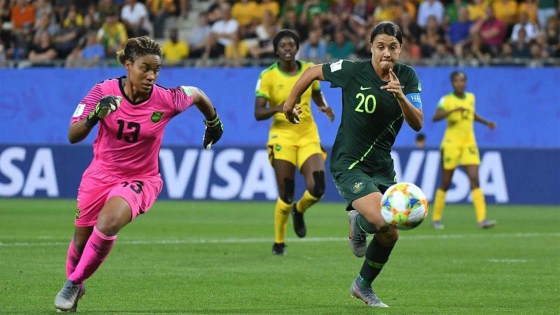 WATCH! 7 times Sam Kerr was on another level