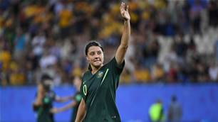 The world hails Sam Kerr's four-goal haul