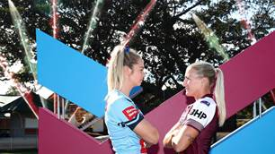 State of Origin hits fever pitch