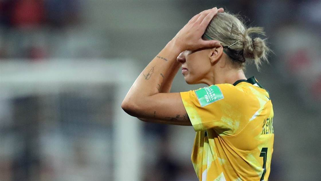 Matildas crash out in penalty horrorshow