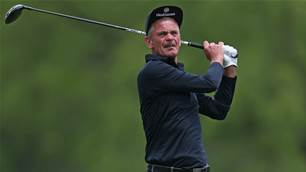Parnevik docked after bizarre moment