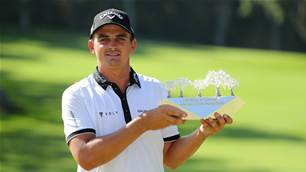 Bezuidenhout wins at Valderrama to join Open