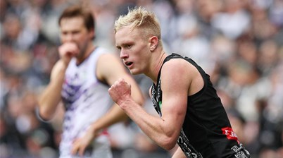 Magpie cops ban for betting