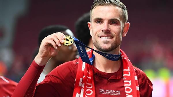 Jordan Henderson offered keys to the City of Sunderland