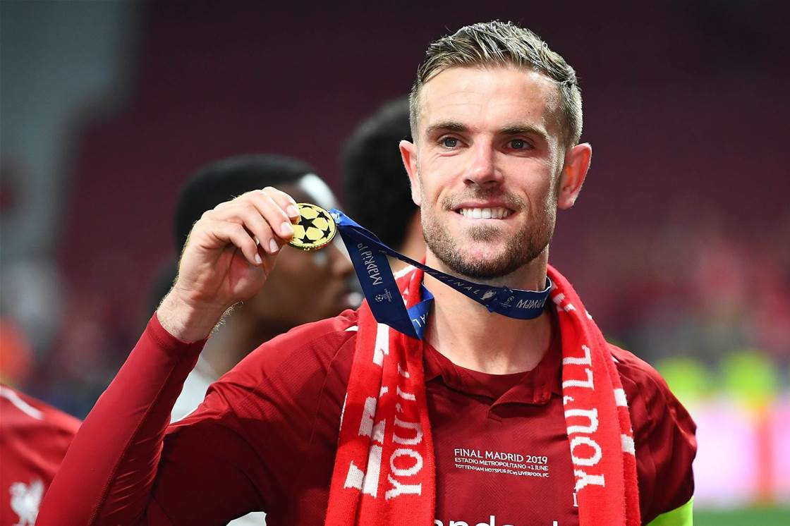 Jordan Henderson offered keys to the City of Sunderland