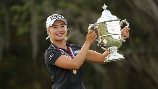 US Women's Open exemption categories announced