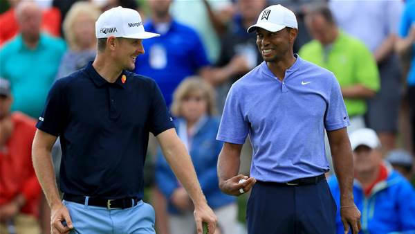 Woods, Spieth & Rose paired for US Open
