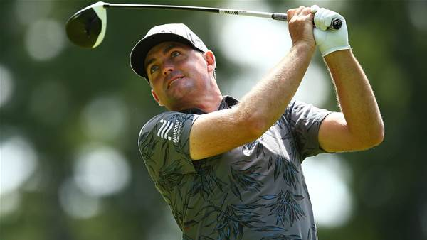 Bradley leads Canadian Open