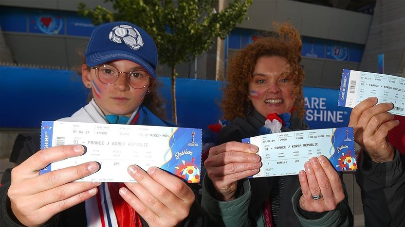 More ticket woes at World Cup opener