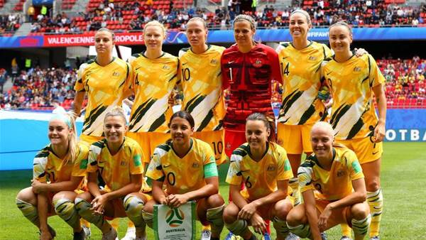 'Better yourself': Polkinghorne backs Matildas' Euro moves