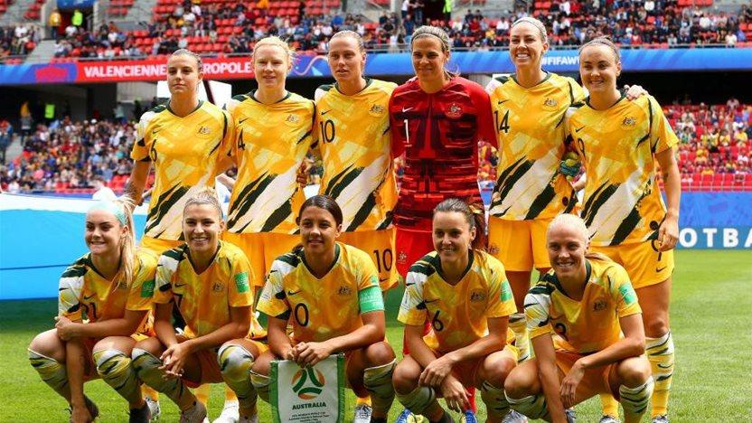 'Better yourself': Polkinghorne backs Matildas' Euro moves